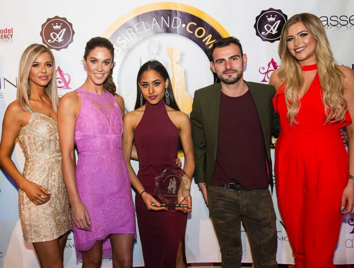 Ireland's Best Dressed Debutante 2016